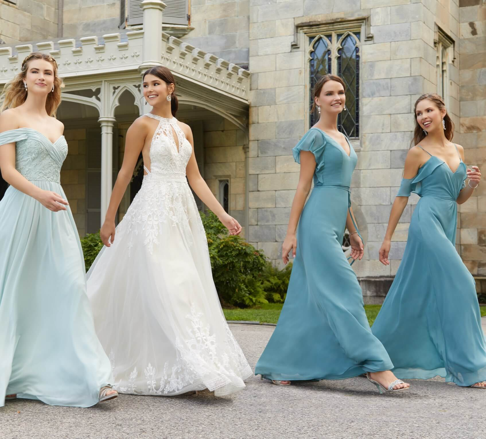 Natalie S Bridal By Blue Bloom Bridal Shop In Lawrenceville Ga Prom Bridesmaid Wedding Dresses,Summer Floral Dresses For Weddings