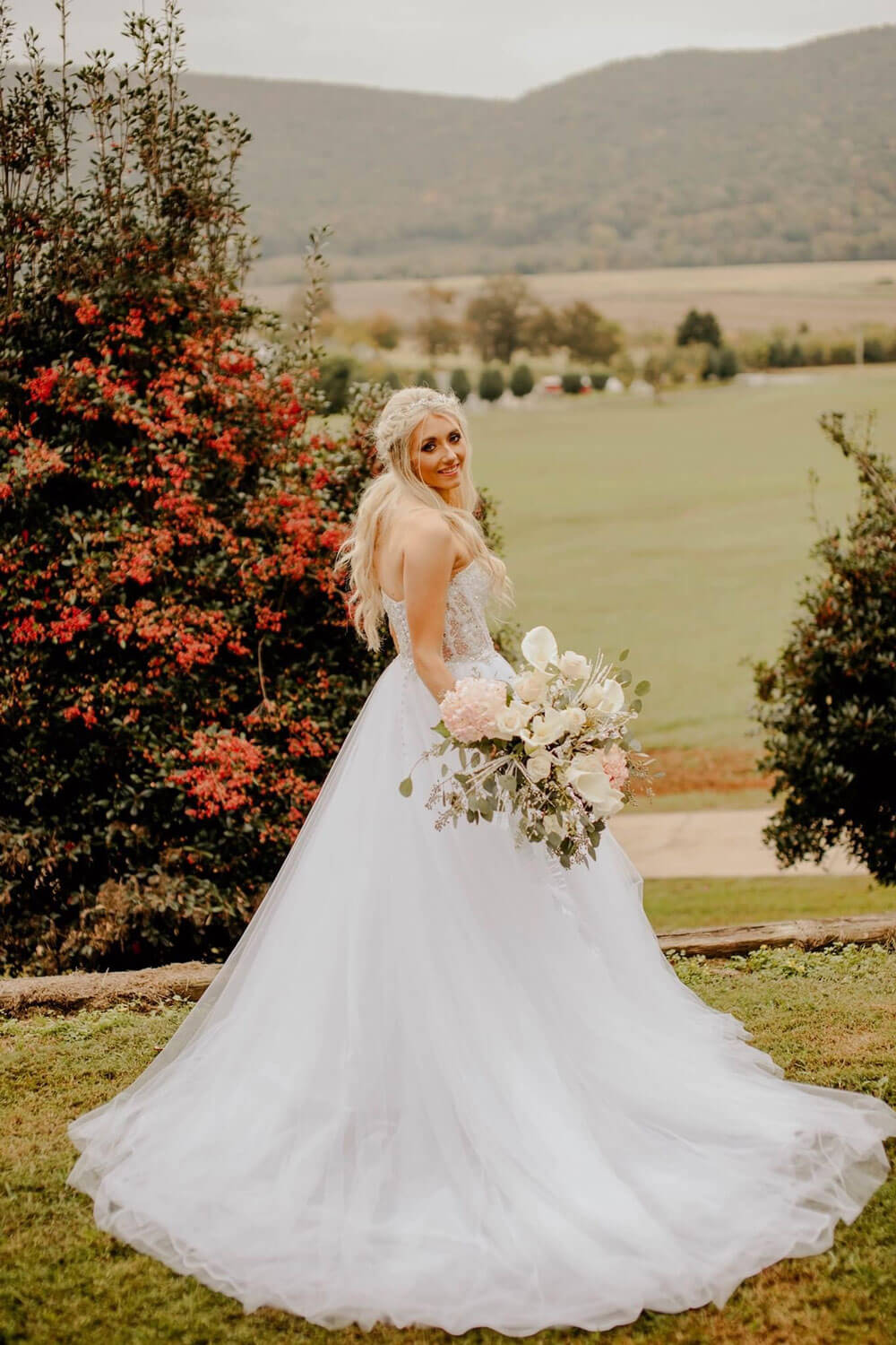 Natalies Bridal. Featured  Bride. Image 1